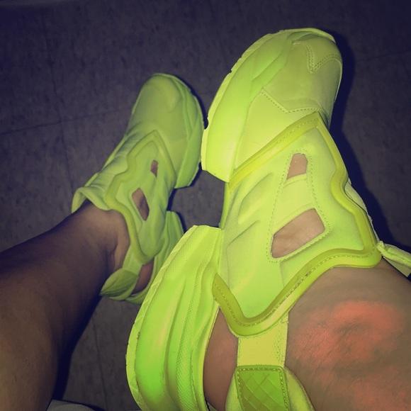 Aldo Shoes | Bright Lime Green Aldo